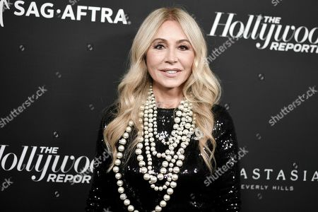 Stock Image of Anastasia Soare attends the 2019 Primetime Emmy Awards - THR Emmy Nominees party at Avra, in Beverly Hills, Calif