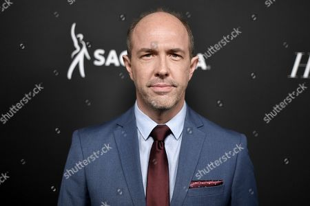 Eric Lange attends the 2019 Primetime Emmy Awards - THR Emmy Nominees party at Avra, in Beverly Hills, Calif