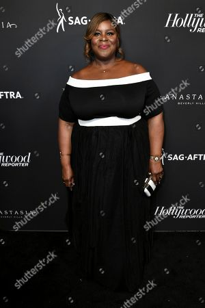 Retta attends the 2019 Primetime Emmy Awards - THR Emmy Nominees party at Avra, in Beverly Hills, Calif
