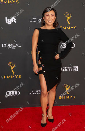 Ali Ahn arrives for the Television Academy Honors Emmy Nominated Performers at the Wallis Annenberg Center for the Performing Arts in Beverly Hills, California, USA, 20 September 2019. The reception honors those that have been nominated for an Emmy Award.