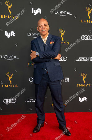 Rickey Minor arrives for the Television Academy Honors Emmy Nominated Performers at the Wallis Annenberg Center for the Performing Arts in Beverly Hills, California, USA, 20 September 2019. The reception honors those that have been nominated for an Emmy Award.