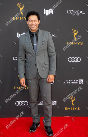 Jon Huertas arrives for the Television Academy Honors Emmy Nominated Performers at the Wallis Annenberg Center for the Performing Arts in Beverly Hills, California, USA, 20 September 2019. The reception honors those that have been nominated for an Emmy Award.