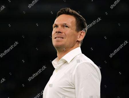 Sascha Riether Koordinagoal Lizenzbereich       / Sport / Football / DFL Bundesliga  /  2019/2020 / 20.09.2019 / FC Schalke 04 vs. 1.FSV Mainz 05 / DFL regulations prohibit any use of photographs as image sequences and/or quasi-video. /