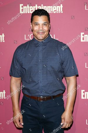 Stock Photo of Geno Segers arrives for the 2019 Pre-Emmy Party hosted by Entertainment Weekly and L'Oreal Paris at the Sunset Tower Hotel in West Hollywood, California, USA, late 20 September 2019.