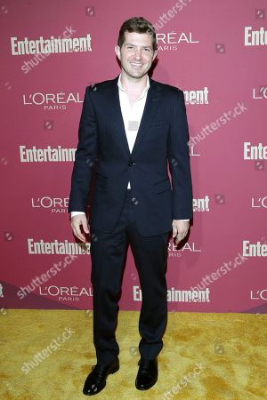 Joel Johnstone arrives for the 2019 Pre-Emmy Party hosted by Entertainment Weekly and L'Oreal Paris at the Sunset Tower Hotel in West Hollywood, California, USA, late 20 September 2019.