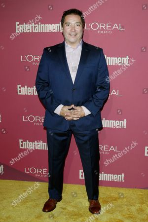 Benito Martinez arrives for the 2019 Pre-Emmy Party hosted by Entertainment Weekly and L'Oreal Paris at the Sunset Tower Hotel in West Hollywood, California, USA, late 20 September 2019.