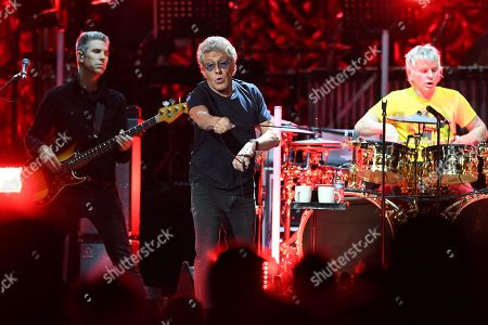 Editorial photo of The Who in concert at The BB&T Center, Sunrise, Florida, USA - 20 Sep 2019