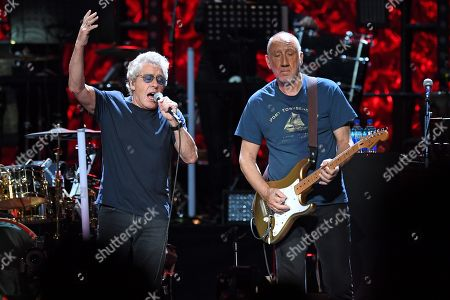 The Who - Roger Daltrey, Pete Townshend