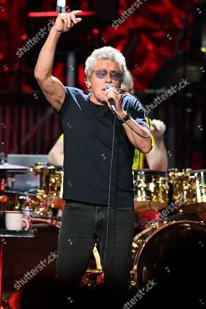 The Who - Roger Daltrey