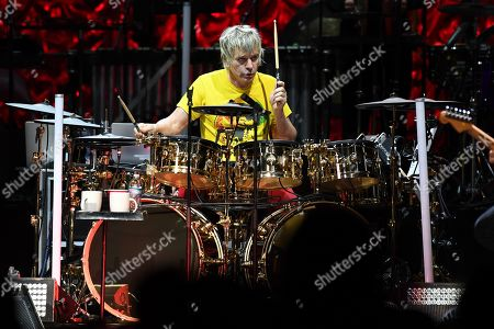 Stock Picture of The Who - Zak Starkey