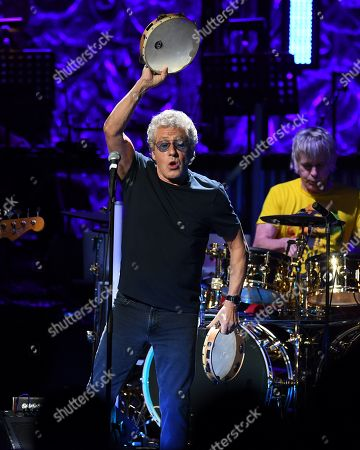 The Who - Roger Daltrey, Zak Starkey