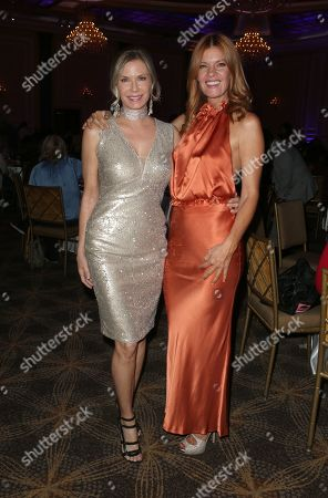 Katherine Kelly Lang, Michelle Stafford