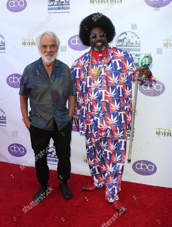 Tommy Chong, Afroman