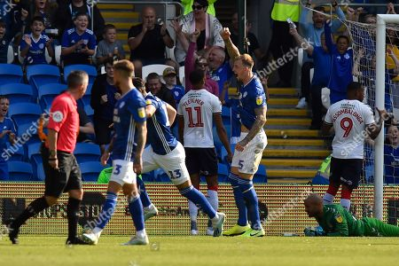 Editorial image of Cardiff City v Middlesbrough, EFL Sky Bet Championship - 21 Sep 2019