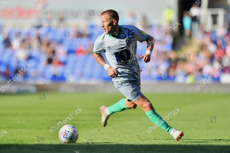 Blackburn Rovers midfielder Lewis Holtby (22) during the EFL Sky Bet Championship match between Reading and Blackburn Rovers at the Madejski Stadium, Reading