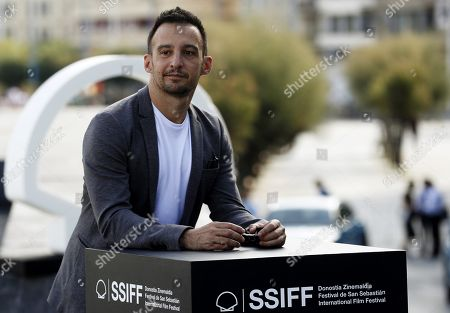 Alejandro Amenabar poses during the presentation of the film 'Mientras Dure la Guerra' (lit. as long as the war lasts) at the 67th San Sebastian International Film Festival (SSIFF), in San Sebastian, Spain, 21 September 2019. The festival runs from 20 to 28 September.