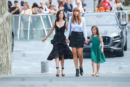 Eva Green, Zelie Boulant and Alice Winocour