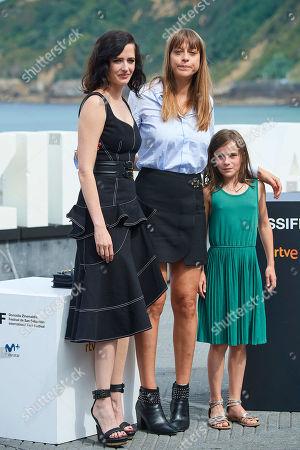 Eva Green, Alice Winocour and Zelie Boulant