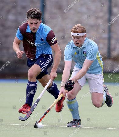 Editorial photo of EY Men's Hockey League, Grange Road, Dublin  - 21 Sep 2019