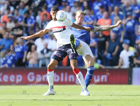 Editorial photo of Cardiff City v Middlesbrough, SkyBet Championship - 21 Sep 2019