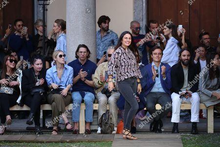 Editorial photo of Etro show, Runway, Spring Summer 2020, Milan Fashion Week, Italy - 20 Sep 2019