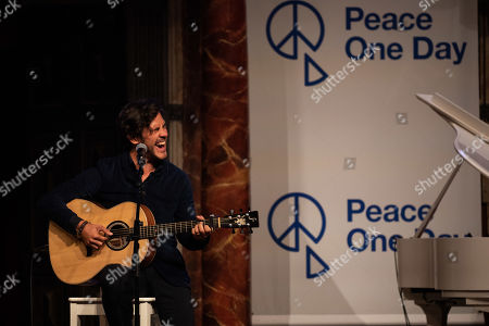 Editorial image of Peace One Day 20th Anniversary Celebration, London, UK - 21 Sep 2019