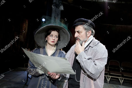Sarah Smart (Suzanne Valadon), Henry Goodman (Edgar Degas)