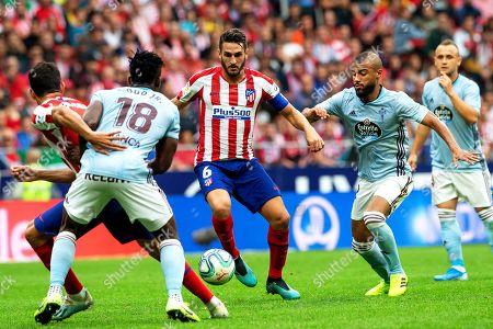 Editorial image of Atletico Madrid vs Celta Vigo, Spain - 21 Sep 2019