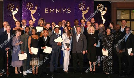 Editorial photo of 2019 Performers Nominee Reception, Beverly Hills, USA - 20 Sep 2019