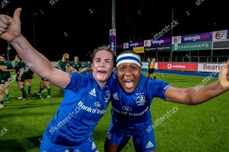 Editorial image of Women's Interprovincial Final, Energia Park, Donnybrook, Co. Dublin  - 21 Sep 2019
