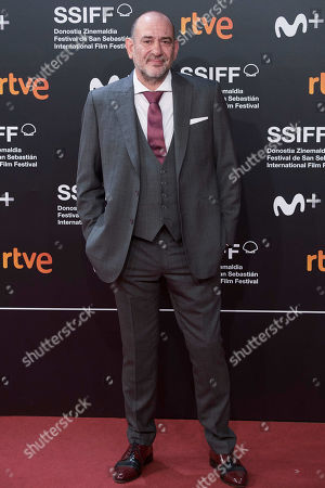Editorial picture of 'Mientras Dure la Guerra' film premiere, Arrivals, 67th San Sebastian Film Festival, Spain - 21 Sep 2019
