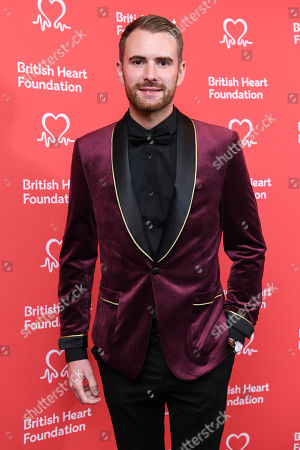 Editorial image of British Heart Foundations Heart Hero Awards, Shakespeare's Globe, London, UK - 20 Sep 2019