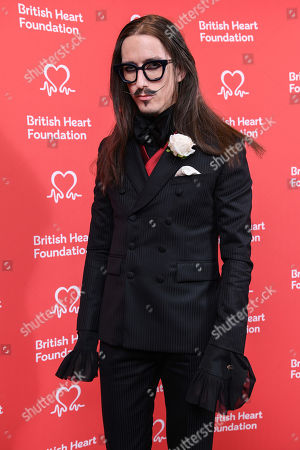 Editorial image of British Heart Foundations Heart Hero Awards, Shakespeare's Globe, London, UK - 20 Sep 2019