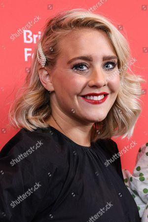 Editorial photo of British Heart Foundations Heart Hero Awards, Shakespeare's Globe, London, UK - 20 Sep 2019