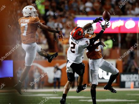 Editorial picture of Oklahoma St Texas Football, Austin, USA - 21 Sep 2019