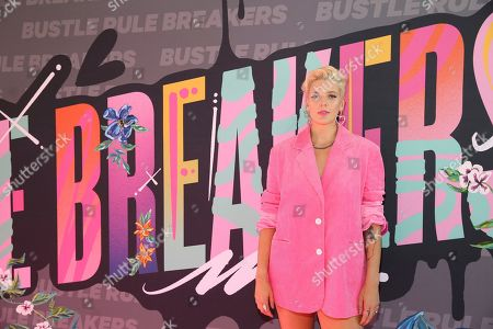 Betty Who attends the Bustle Rule Breaker event at Lefrak Center in Prospect Park, in New York