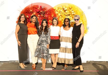 Editorial picture of Create and Cultivate Powered by Mastercard, San Francisco, California, USA - 21 Sep 2019