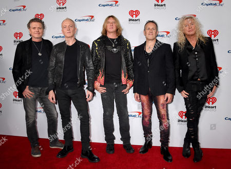 Editorial picture of iHeartRadio Music Festival, Arrivals, Day 2, Las Vegas, USA - 21 Sep 2019