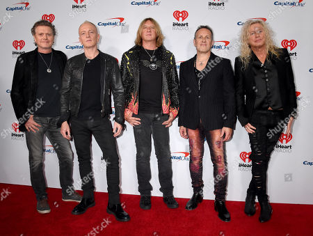 Editorial image of iHeartRadio Music Festival, Arrivals, Day 2, Las Vegas, USA - 21 Sep 2019