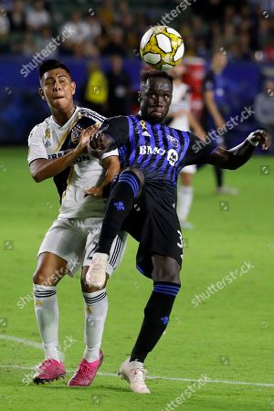 Editorial picture of MLS Impact Galaxy Soccer, Carson, USA - 21 Sep 2019