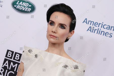 Editorial picture of BAFTA LA TV Tea Party, Arrivals, The Beverly Hilton, Los Angeles, USA - 21 Sep 2019