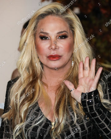 Stock Picture of Adrienne Maloof-Nassif