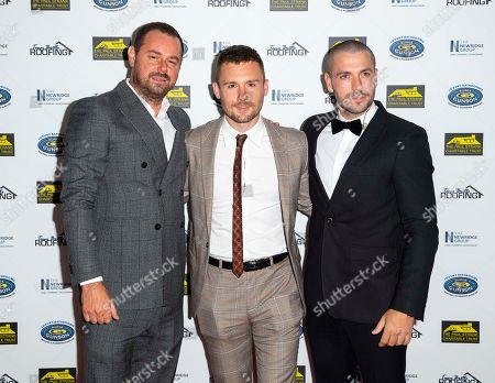 Editorial image of The Paul Strank Charity Gala, Bank of England Sports Centre, London, UK - 21 Sep 2019