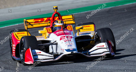 Editorial picture of NTT IndyCar Firestone Grand Prix of Monterey IndyCar Practice # 3, Monterey, USA - 21 Sep 2019