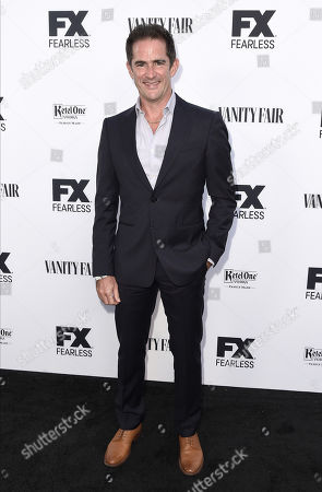 Editorial picture of FX Networks and Vanity Fair Pre-Emmy Party, Arrivals, Los Angeles, USA - 21 Sep 2019