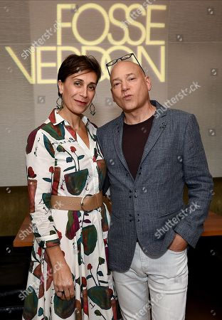 Editorial image of FX Networks and Vanity Fair Pre-Emmy Party, Inside, Los Angeles, USA - 21 Sep 2019