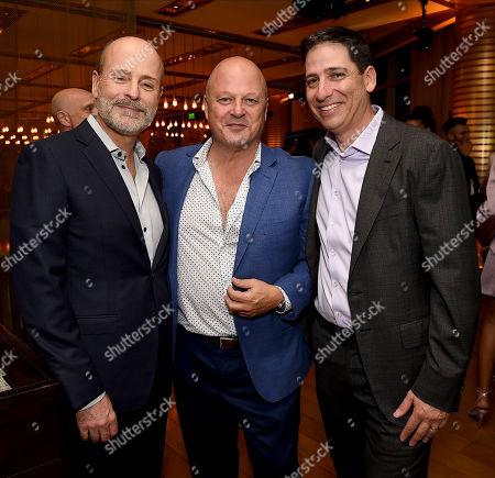 John Landgraf, Michael Chiklis, Eric Schrier