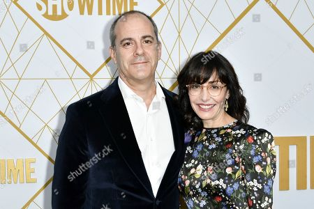 Editorial picture of 2019 Primetime Emmy Awards - Showtime Emmy Eve Party, West Hollywood, USA - 21 Sep 2019