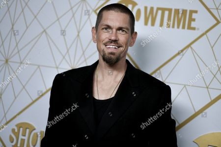 Stock Image of Steve Howey attends the 2019 Primetime Emmy Awards - Showtime Emmy Eve party at the San Vicente Bungalows, in West Hollywood, Calif