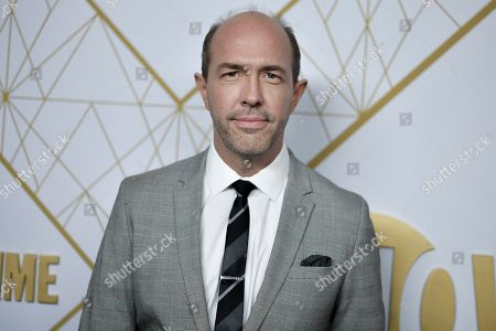 Eric Lange attends the 2019 Primetime Emmy Awards - Showtime Emmy Eve party at the San Vicente Bungalows, in West Hollywood, Calif